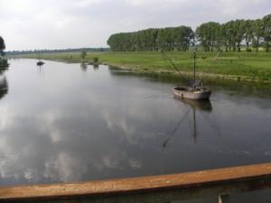 Immer entlang des Wassers